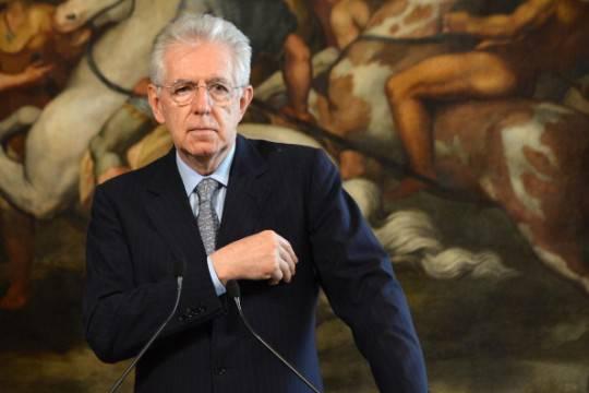 Monti: non ci saranno nuove manovre, cederemo quote del settore pubblico