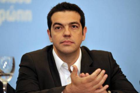 Alexis Tsipras (getty images)