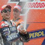 Moto Gp di Silverstone: vince Lorenzo, Valentino Rossi nono