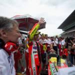 """MotoGp 2012, Valentino Rossi: """"A Montmelò miglior gara sull'asciutto"""". Ducati oggi torna in pista"""