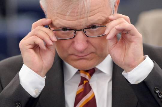 Crisi: Olli Rehn sollecita il governo italiano sull'approvazione della riforma del lavoro