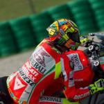 """MotoGp 2012, Valentino Rossi: """"La Ducati perde molto grip sul davanti"""""""
