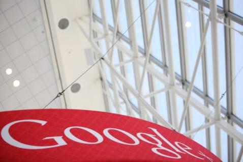 Insegna Google (KIMIHIRO HOSHINO/AFP/GettyImages)