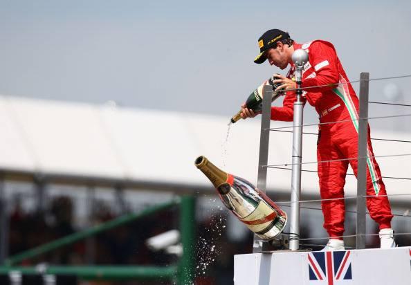 """Gp Silverstone, Alonso: """"Questa è la strada giusta"""""""