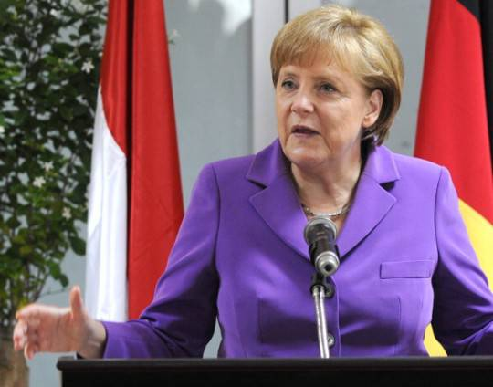 "Crisi Eurozona, Angela Merkel: ""Nessuna solidarietà senza controlli, ogni Paese ha vantaggi e obblighi"""
