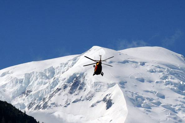 Alto Adige: valanga fa una vittima sul monte Ortles