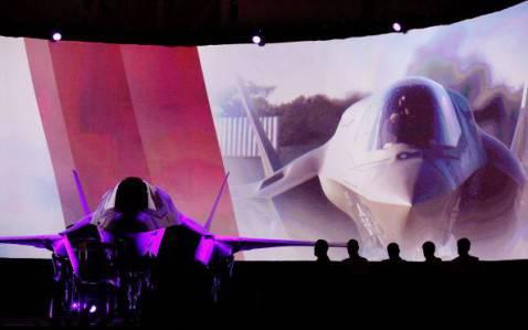 Caccia F-35 (Tom Pennington/Getty Images)