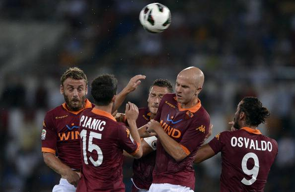 Serie A diretta live: Roma – Juventus 1-0 rileggi la cronaca della partita