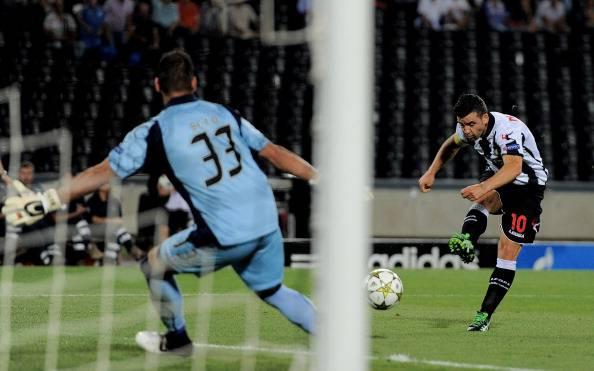 Europa League: Udinese – Anzhi 1-1. Di Natale salva i friulani