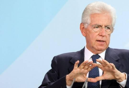 Monti al Washington Post: fiducioso sul futuro dell'Italia e sull'azione dei suoi successori