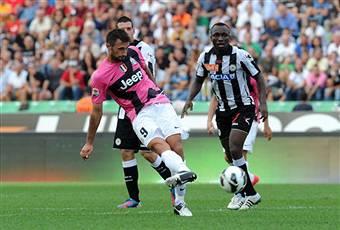 """Juventus, Vucinic: """"Siamo una squadra con un grande carattere"""""""