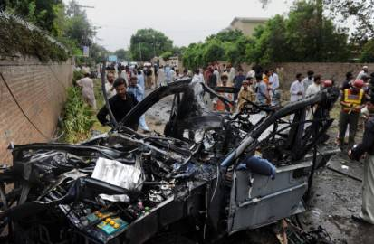 Pakistan attentato (Getty Images)
