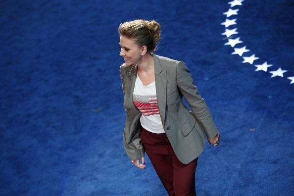 Convention democratica: Scarlett Johansson, Eva Longoria e Kerry  Washington per Obama