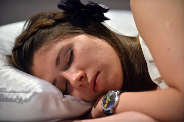 Ricerca Usa: mangiare sano fa dormire meglio