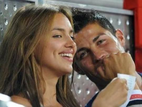 Cristiano Ronaldo e Irina Shayk pronti al matrimonio?