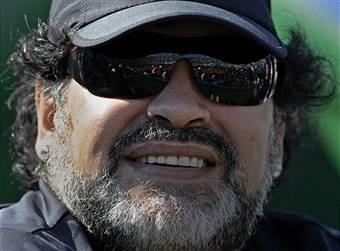 """Maradona non ci sta: """"Non ho rubato nulla"""""""
