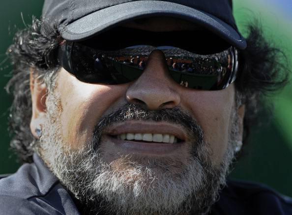 Maradona nei guai col fisco: notificato da Equitalia avviso di mora da 39 milioni di euro
