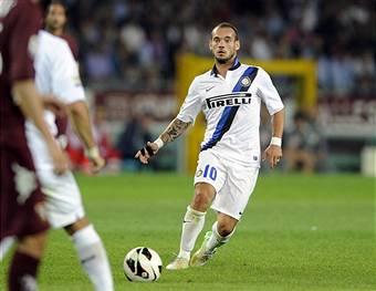 Inter, ecco la novità su Sneijder