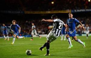 Il gol di Fabio Quagliarella al Chelsea (getty images)