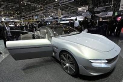 152458774 b1af5805 f133 48f5 bd9f 0d7a203643bd 407x270 Pininfarina Cambiano: prototipo made in Italy al Salone di Ginevra 2012 (fotogallery)