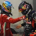 F1 Ferrari: sprint finale tra Fernando Alonso e Sebastian Vettel