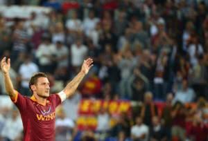 Francesco Totti (getty images)