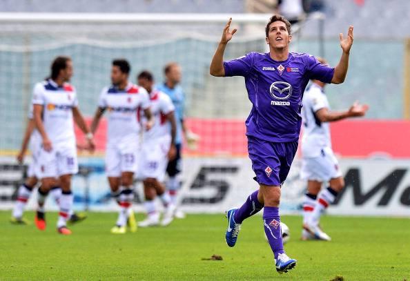 Fiorentina, Jovetic al City, Ilicic in viola