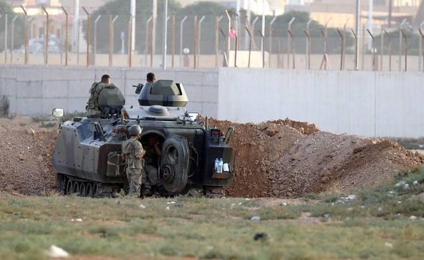 Crisi Siria – Turchia: Ankara risponde a un colpo di mortaio sparato su un villaggio turco