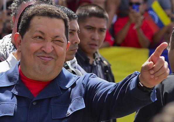 Hugo Chavez eletto presidente del Venezuela per la quarta volta