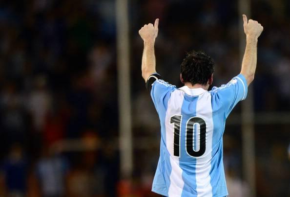 Brasile 2014: 16 controlli antidoping a sorpresa nel ritiro Argentina