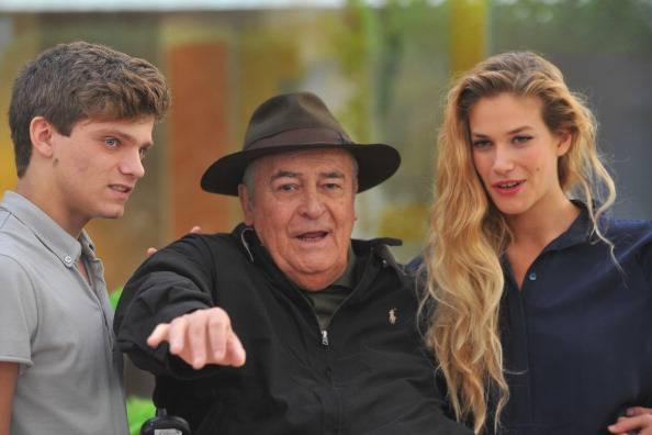 """Cinema, Bertolucci: """"Amo far crescere i giovani attori"""""""