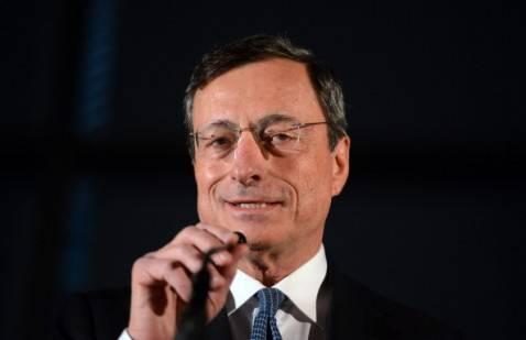 Il presidente della Bce, Mario Draghi (Getty Images)