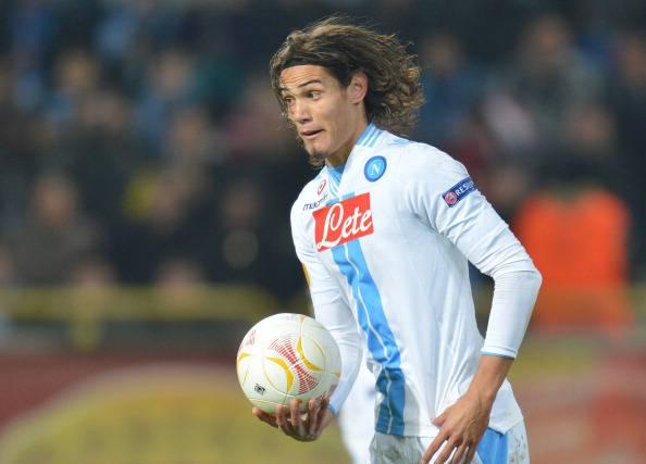 Europa League: Dnipro – Napoli 3-1. Il cuore di Cavani non basta