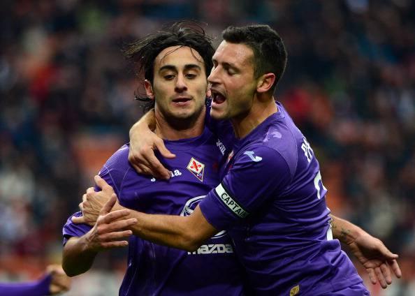 Serie A, Fiorentina – Atalanta 4-1. Aquilani fa volare la Viola