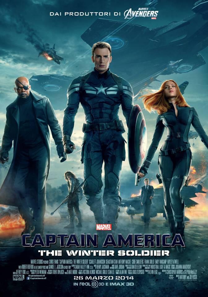 """""""Captain America – The Winter Soldier"""": recensione"""
