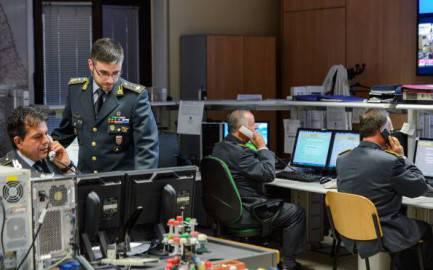 Guardia di Finanza (getty images)