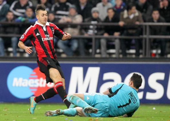 Champions League: Anderlecht – Milan 1-3. El Shaarawy, Mexes e Pato. Rossoneri agli ottavi