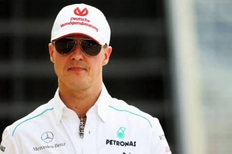 Michael Schumacher (getty images)