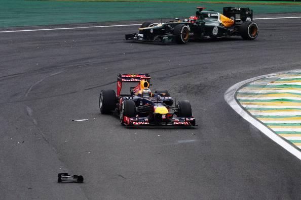 Formula 1, Gp Brasile: Vettel campione del Mondo. Podio amaro per Alonso