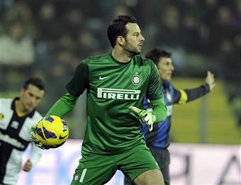 L'Inter trema, via Handanovic: ecco il sostituto