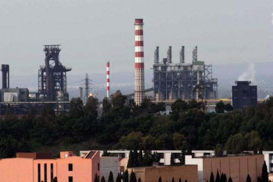 Ilva Taranto: si ribalta carro con 200 tonnellate di ghisa