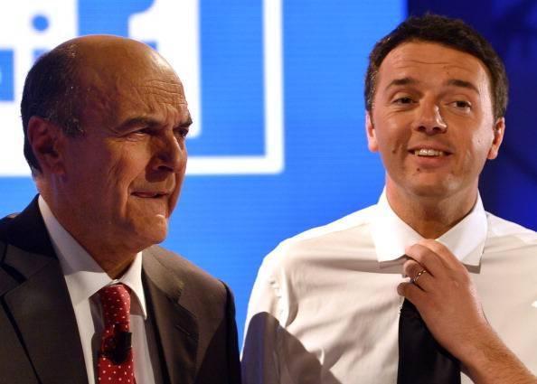 Primarie centrosinistra: duello tv Renzi-Bersani finisce in parità. Domenica si va alle urne