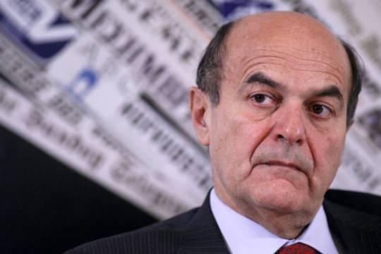 Bersani al Washington Post: niente paura per i mercati con la sinistra al potere