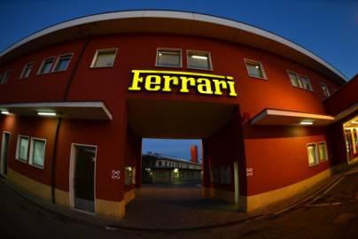 Scuderia Ferrari a Maranello (Getty Images)