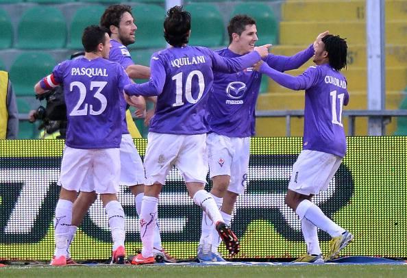 Serie A, 18a giornata: Palermo – Fiorentina 0-3. Ruggito viola. Gasperini rischia?