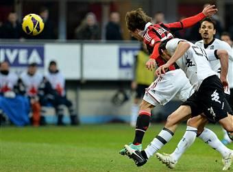 Milan-Siena 2-1, Bojan-Pazzini e il Milan va VIDEO