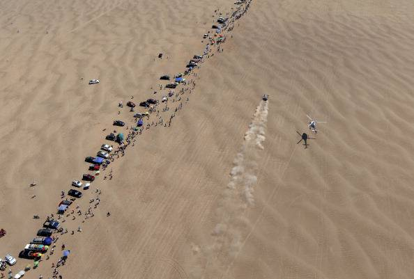 Nuova tragedia al Rally Dakar: muore motociclista francese