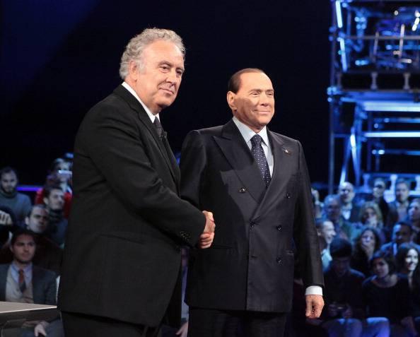 Berlusconi da Santoro: quasi 9 milioni di spettatori per Servizio Pubblico