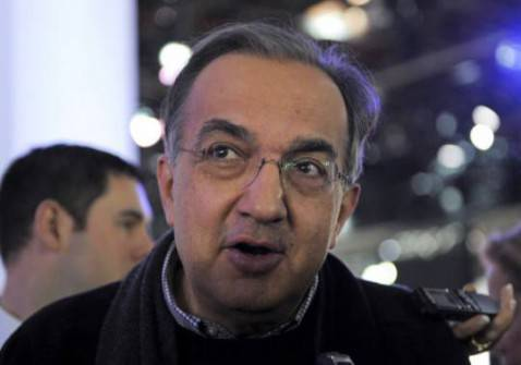 Sergio Marchionne (Getty Images)