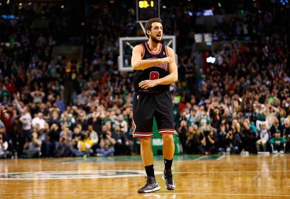 Basket Nba, Marco Belinelli firma un biennale con i San Antonio Spurs
